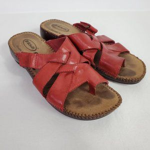 Dr. Scholl's Toe Ring Slip On Thong Sandals